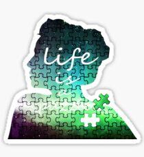 Puzzle Sticker