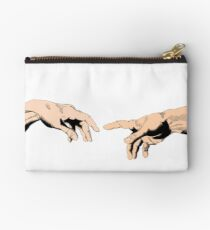 The Creation of Adam - Comic Book, Color. Studio Pouch