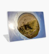 Lisfannon Beach, Fahan, County Donegal, Sky Out Laptop Skin