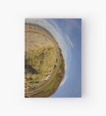 Lisfannon Beach, Fahan, County Donegal, Sky Out Hardcover Journal