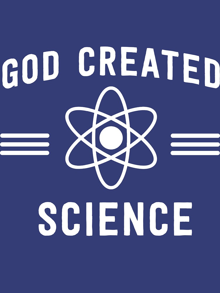 God Created Science by christianity