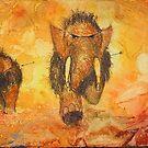Ugs last hunt by Rob Mitchell