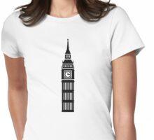 London Big Ben Womens Fitted T-Shirt