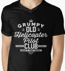 Helicopter Pilot Club T-Shirt