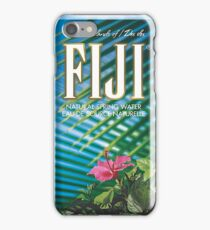 Fiji Bottle HQ iPhone Case/Skin