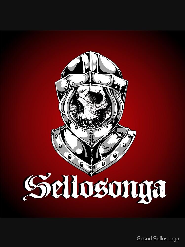 Sellosonga kneht helm by Gosodfrid