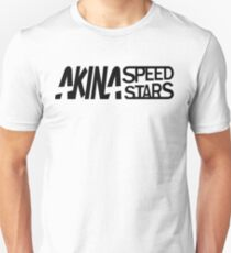 AKINA SPEED STARS - INITIAL D Unisex T-Shirt