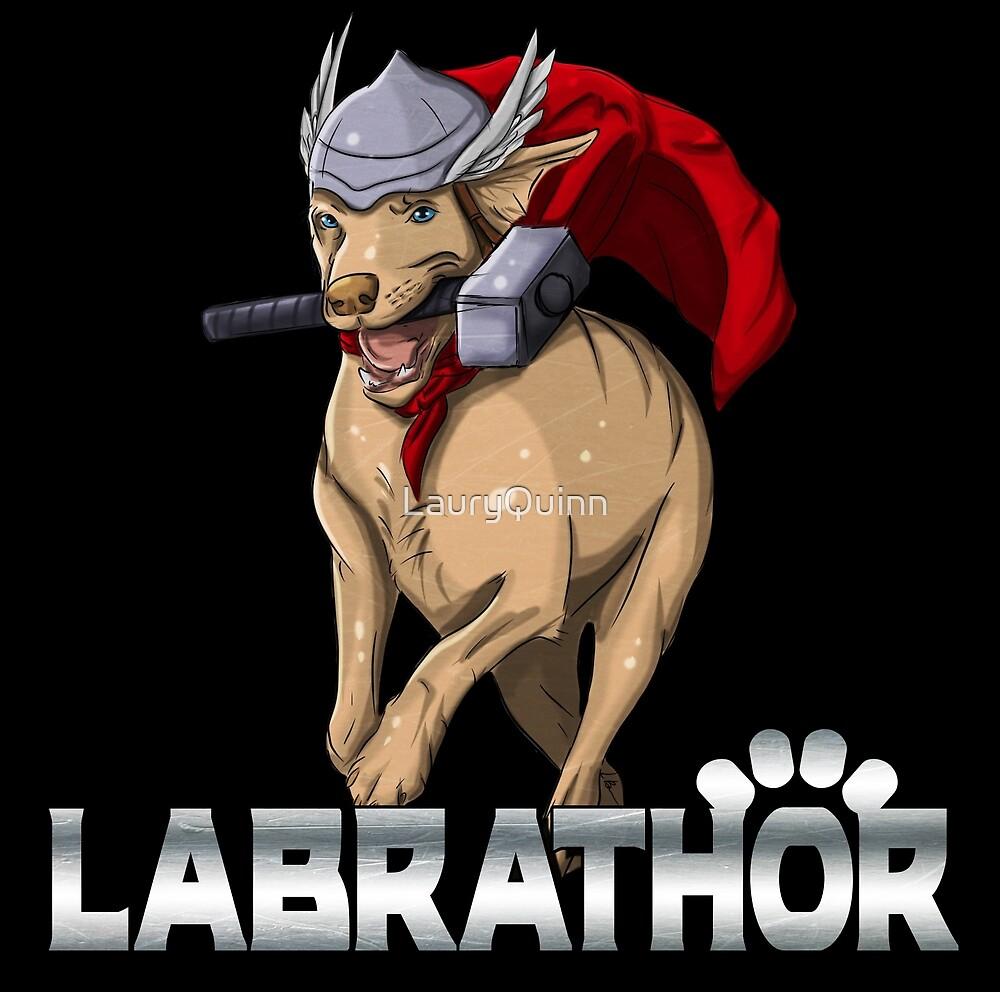 Labrathor by LauryQuinn