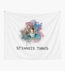 Stranger Things - Canvas Wall Tapestry