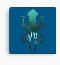 Soul Tee - A Kraken's Dream Canvas Print