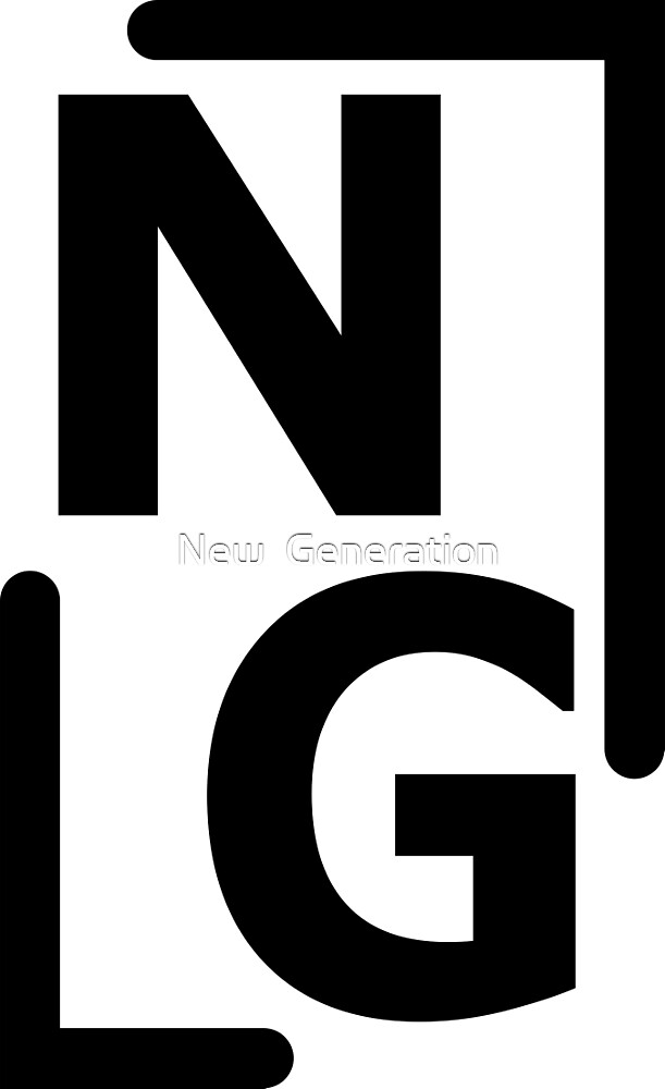 Classic New Generation Logo (Original) by New  Generation