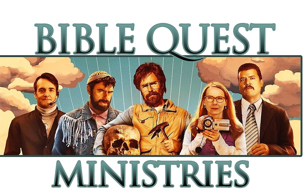 Don Verdean Bible Quest Ministries  by CREATIVEWORKS