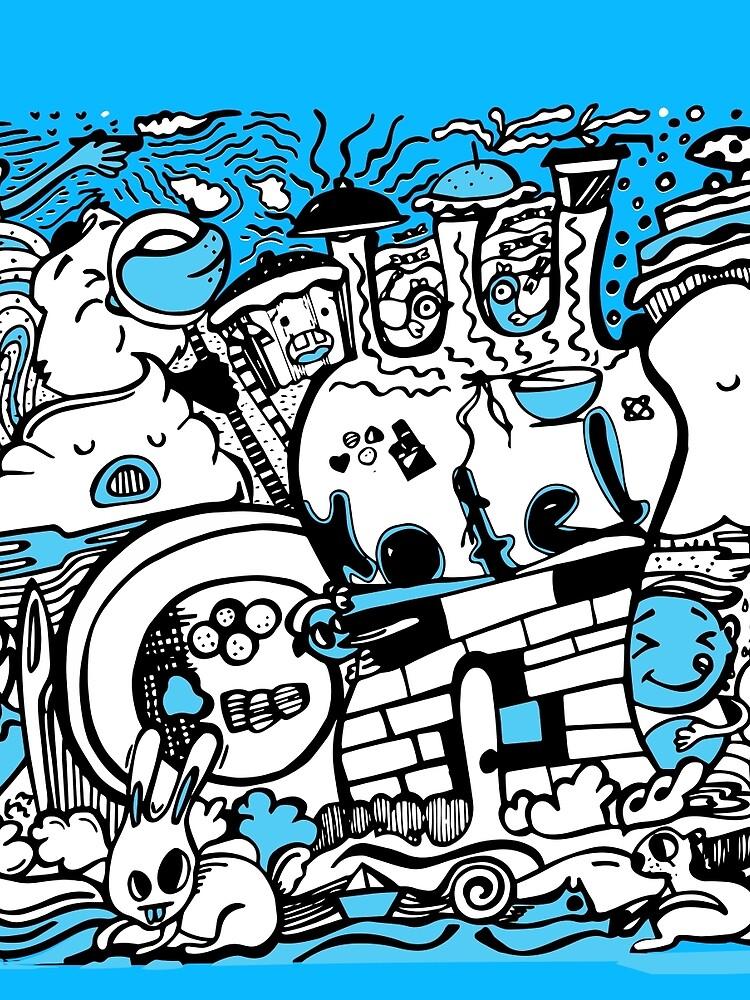 cartoon remix by rizkymaulida