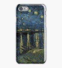 Vincent Van Gogh - Starry Night, 1888  iPhone Case/Skin