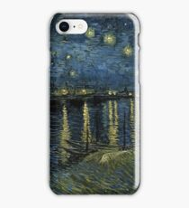 Vincent Van Gogh - Starry Night, 1888  iPhone Case/Skin