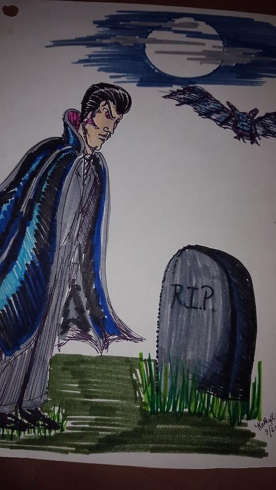 Dracula  by KathHanthorneAr