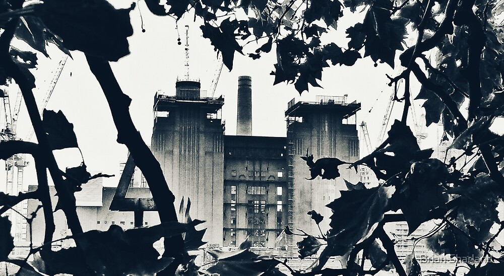 Battersea Power Station Today (2016) by Brian Sharland