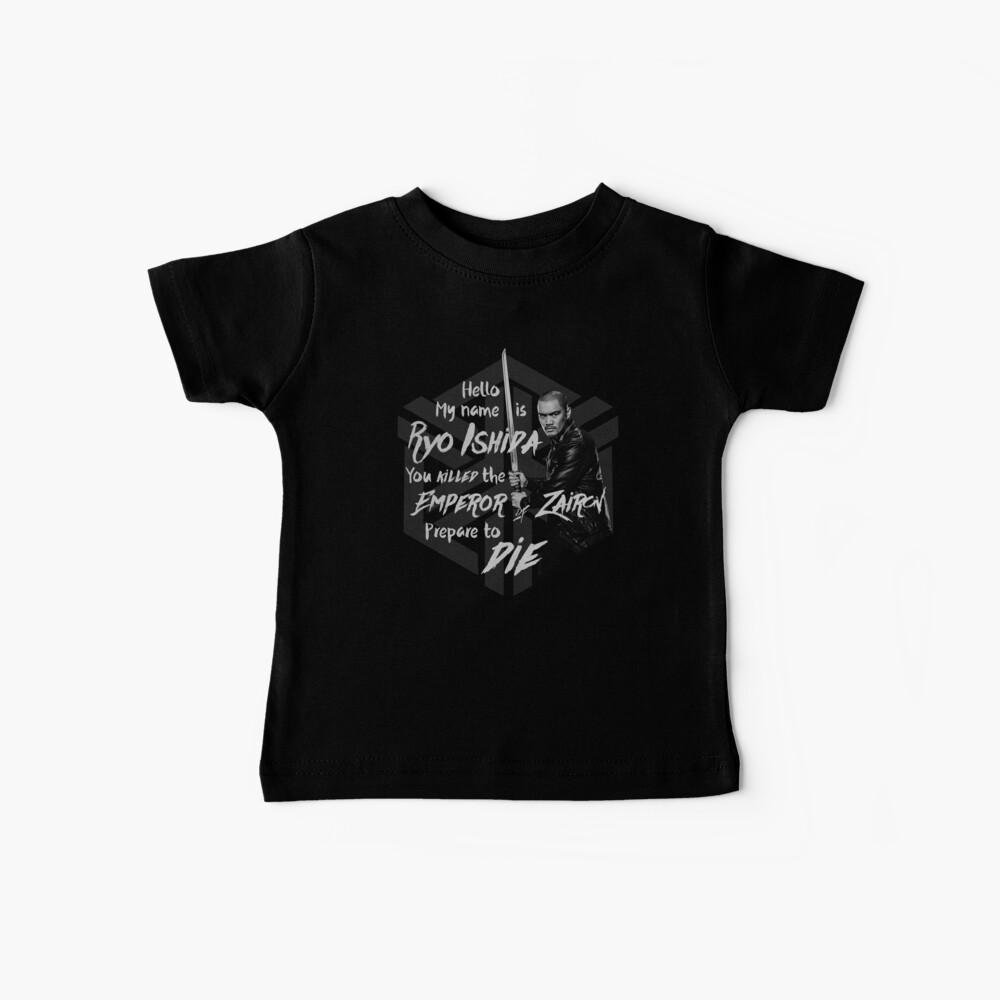 Bereite dich auf den Tod vor - Ryo Edition Baby T-Shirt