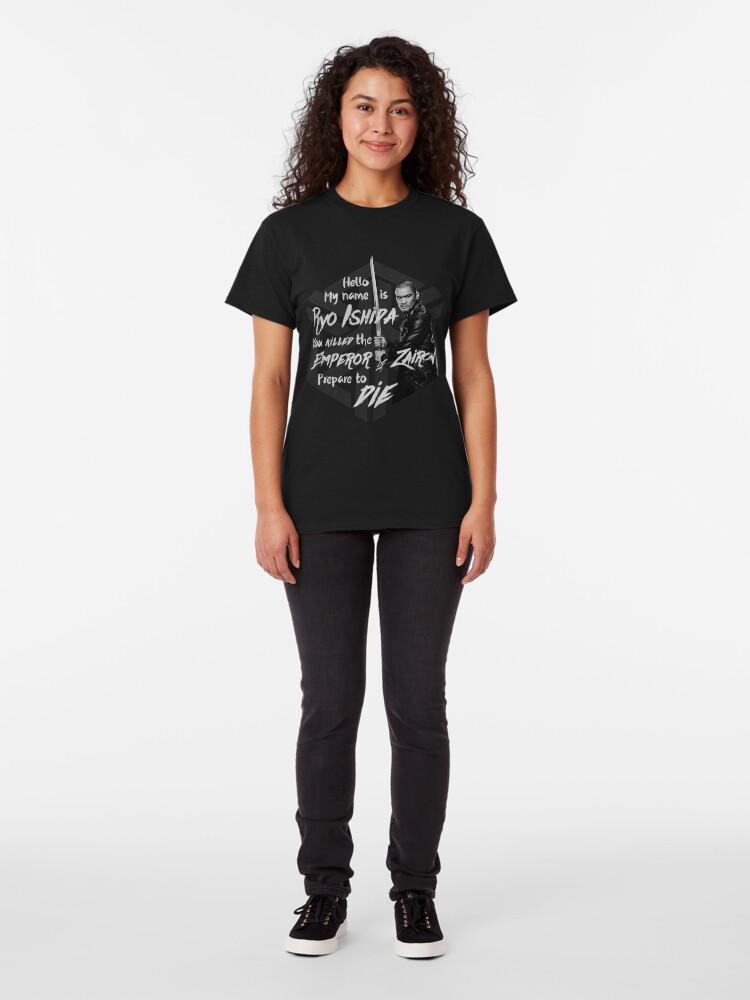 Alternative Ansicht von Bereite dich auf den Tod vor - Ryo Edition Classic T-Shirt