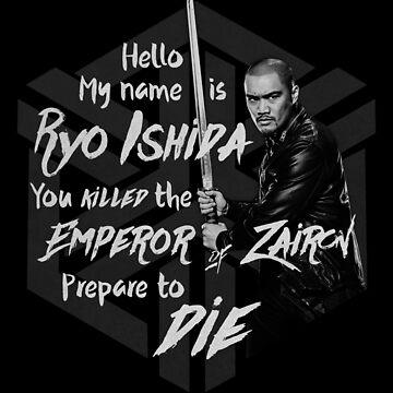 Prepare to die - Ryo Edition by JalbertAMV