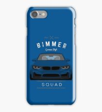 Bimmer Squad iPhone Case/Skin