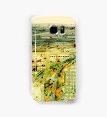 Traffic Samsung Galaxy Case/Skin