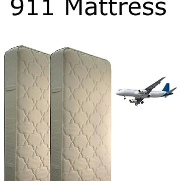 9/11 Mattress Commercial Parody Meme by AgentRabbit