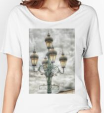 Old Fashioned Gaslights! Women's Relaxed Fit T-Shirt
