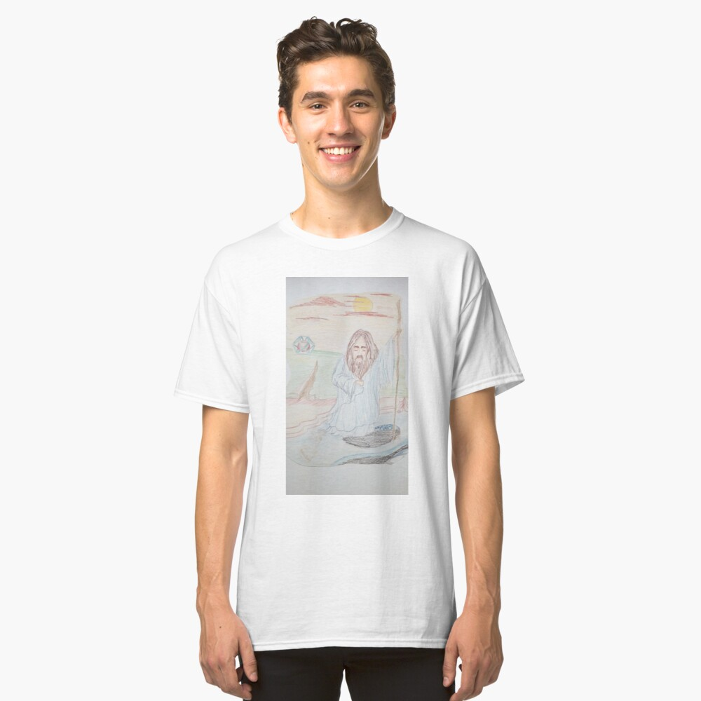 Stranded  Classic T-Shirt Front