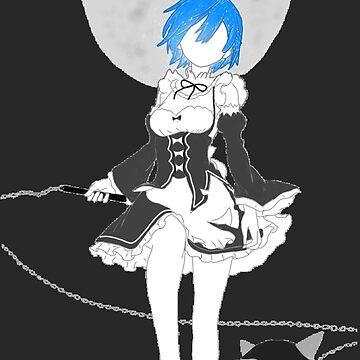 """Re:Zero Rem """"Moonlight"""" by ODSTsjc"""