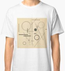 Wassily Kandinsky - Untitled 1923  Classic T-Shirt