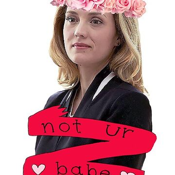 Delphine Cormier is NOT ur babe by drcormier