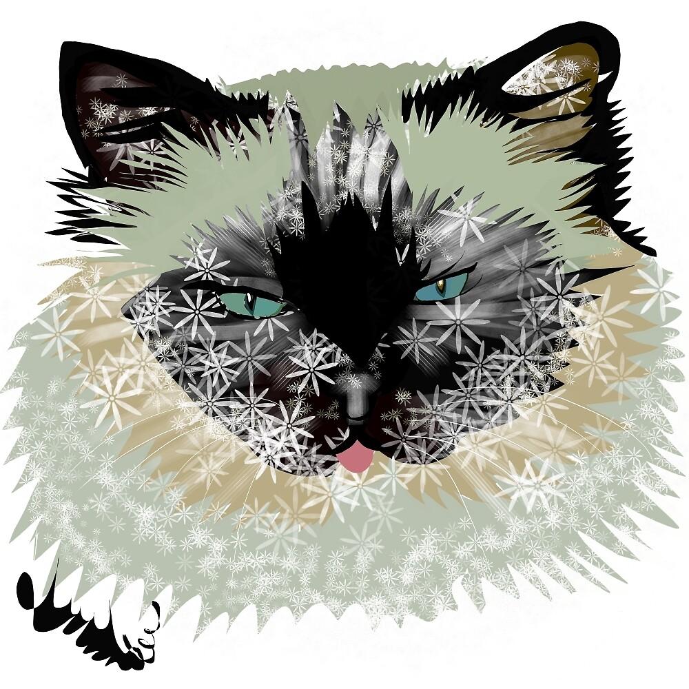 Kitten Kucing by michdevilish