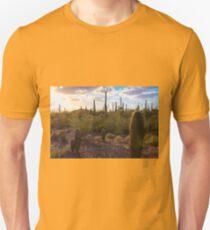 Saguaro National Park Unisex T-Shirt