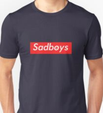 Sadboys Box Logo (L) - SADBOYS & YUNG LEAN T-Shirt