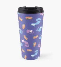 Cats & Subs Travel Mug