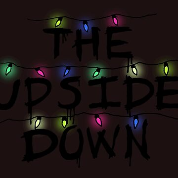 Stranger Things - The Upside Down by WillJackSleep