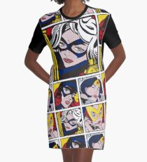 Girl Power 1 Graphic T-Shirt Dress