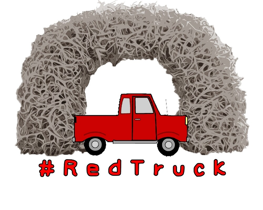#RedTruck Merchandise by Its-Cal