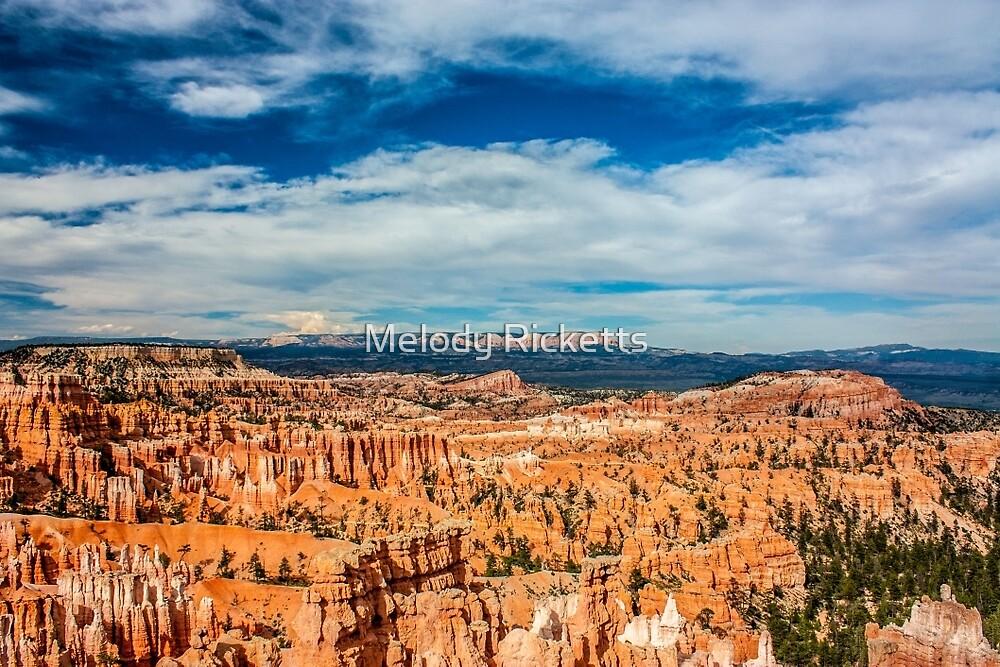 Bryce Canyon Amphitheater by Melody Ricketts