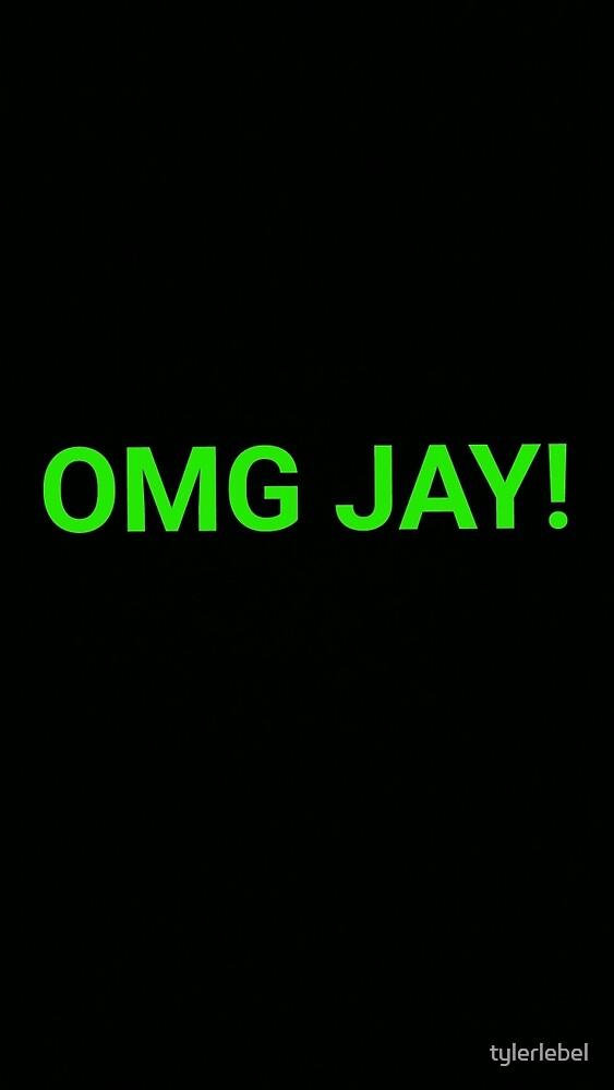 OMG JAY! by tylerlebel