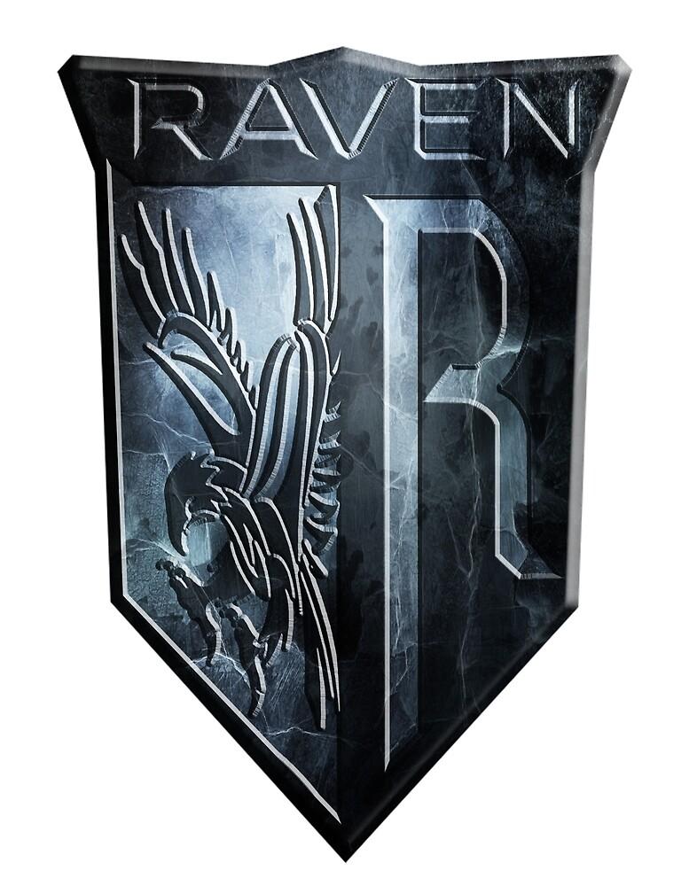 Raven Hawks Gaming Logo by RHGaming