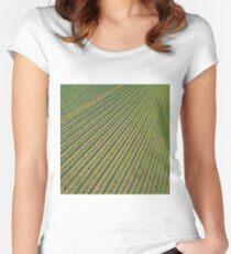 Vineyard Women's Fitted Scoop T-Shirt