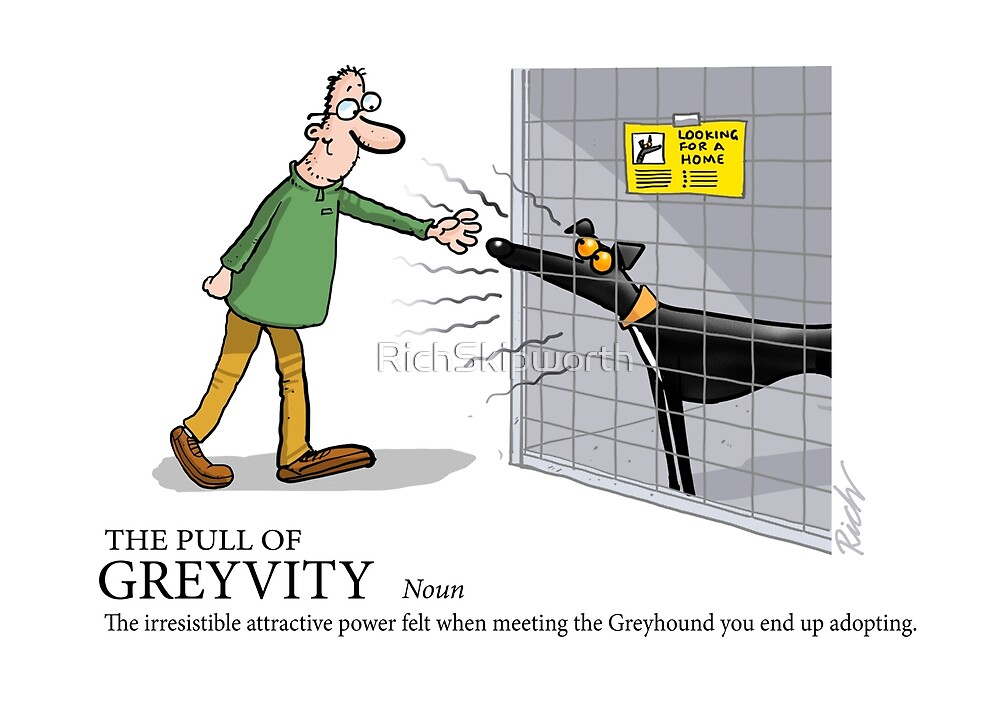 The Pull of Greyvity by RichSkipworth