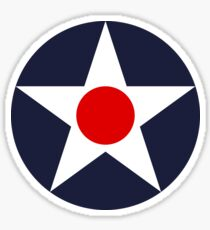 United States Army Air Corps Sticker