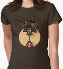 Link 1986 Women's Fitted T-Shirt