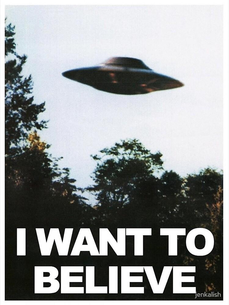 Quiero creer de jenkalish