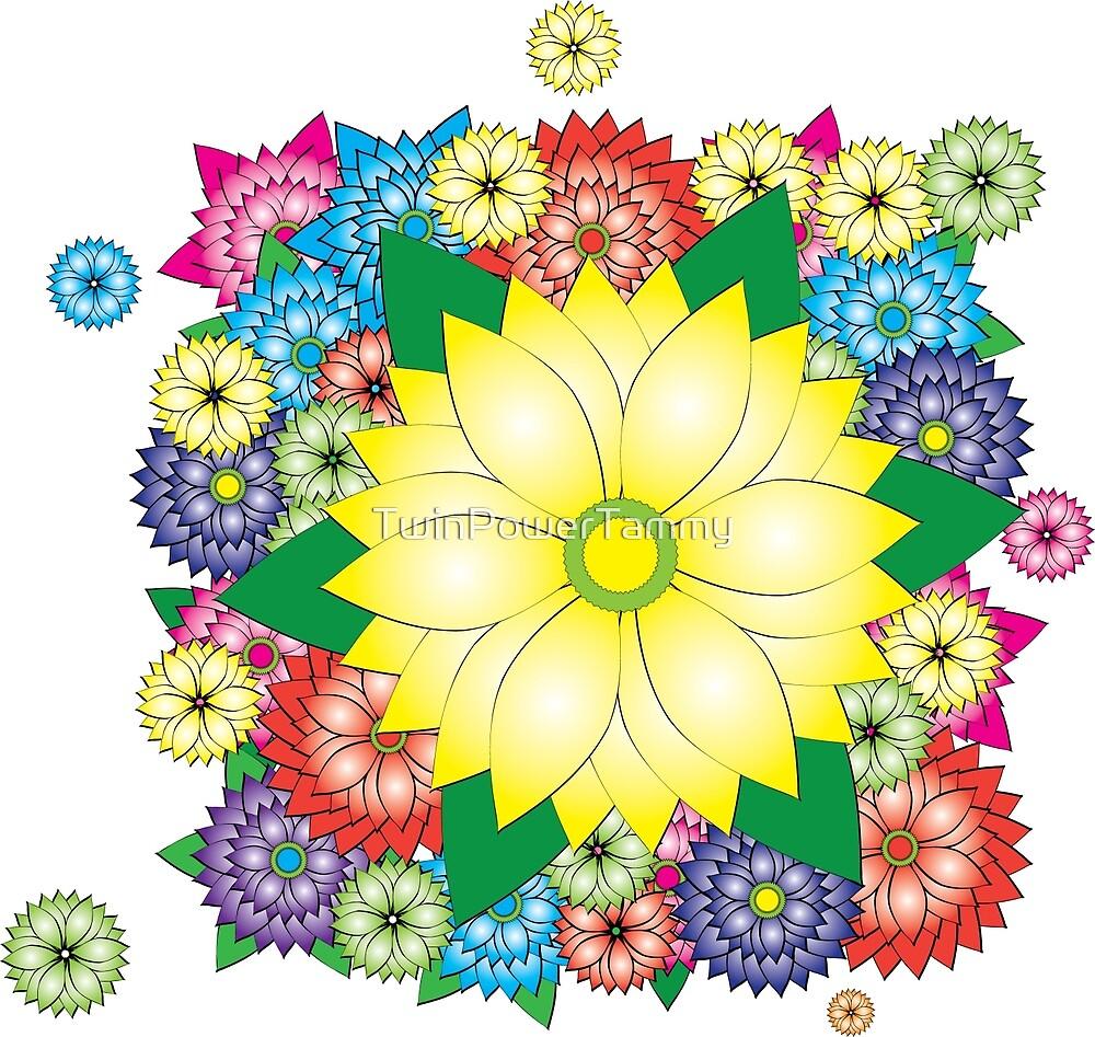 Flowers by TwinPowerTammy