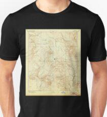 USGS TOPO Map Arizona AZ Prescott 315583 1892 250000 T-Shirt