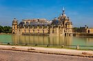 Chateau de Chantilly 2 by John Velocci